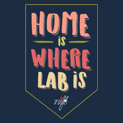 1370-home-is-where-lab-is-men-half-t-shirt