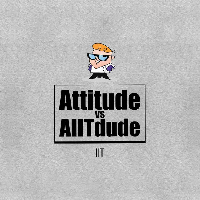 1408-attitude-vs-aiitdude-men-half-t-shirt