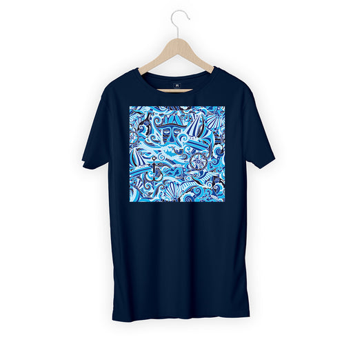 5814-abstract-men-half-t-shirt