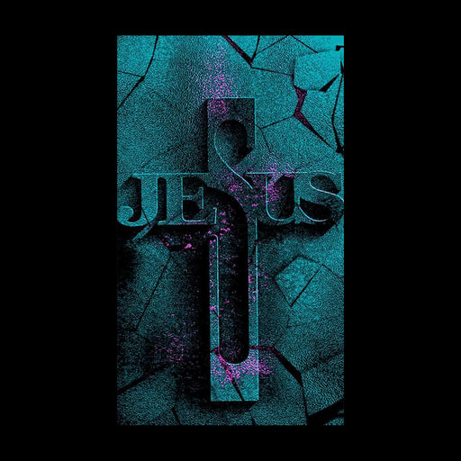 Jesus Men Half T-Shirt