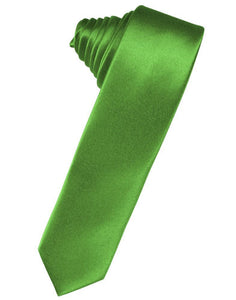 Kelly Luxury Satin Skinny Necktie