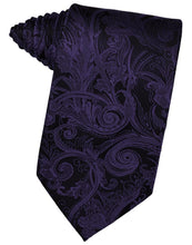 Load image into Gallery viewer, Amethyst Tapestry Necktie