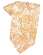 Load image into Gallery viewer, Apricot Tapestry Necktie