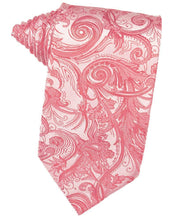 Load image into Gallery viewer, Guava Tapestry Necktie