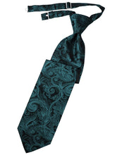 Load image into Gallery viewer, Jade Tapestry Necktie
