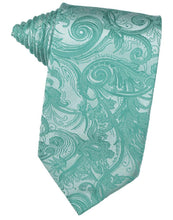 Load image into Gallery viewer, Mermaid Tapestry Necktie
