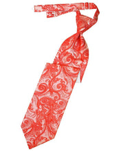 Load image into Gallery viewer, Persimmon Tapestry Necktie