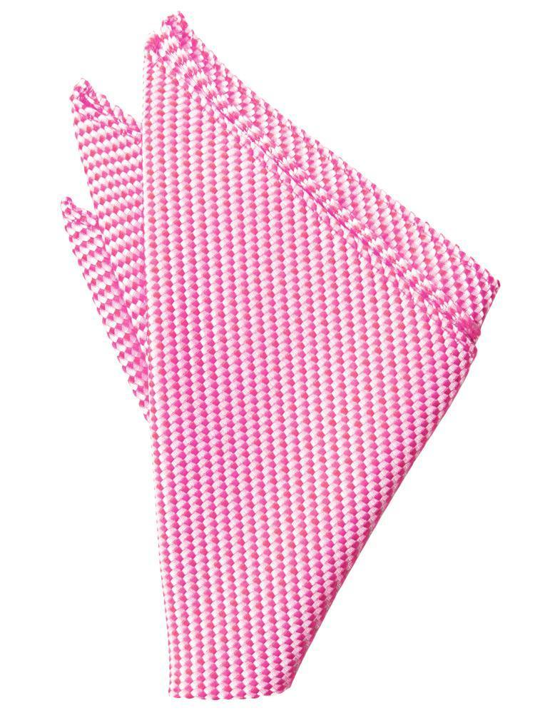 Bubblegum Venetian Pocket Square
