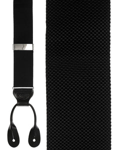 """Black Kennebunkport"" Suspenders"