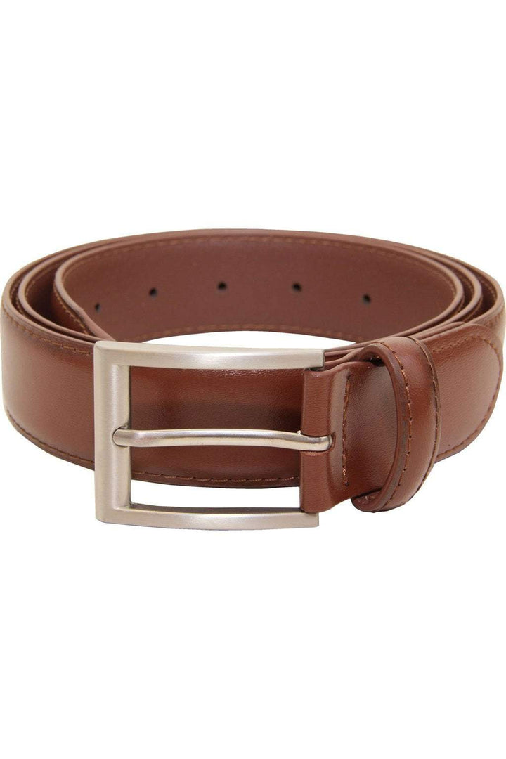Brown Dress Belt