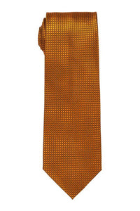 Orange Grid Tie