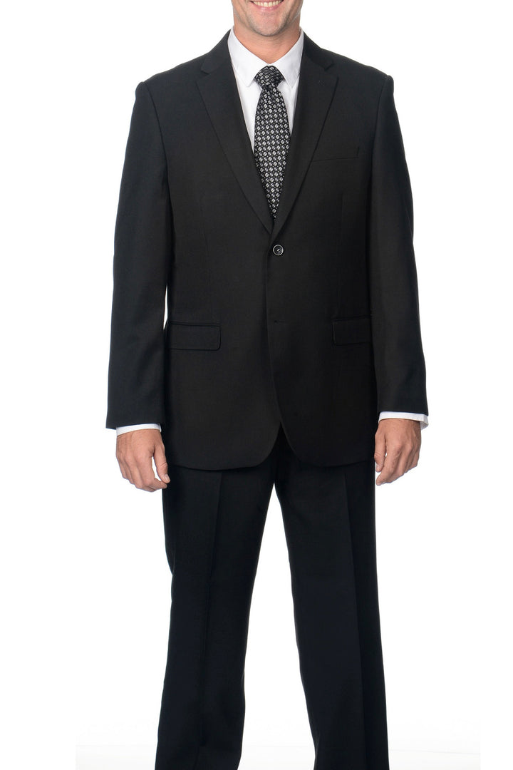 Caravelli Black Tonal Fancy Suit