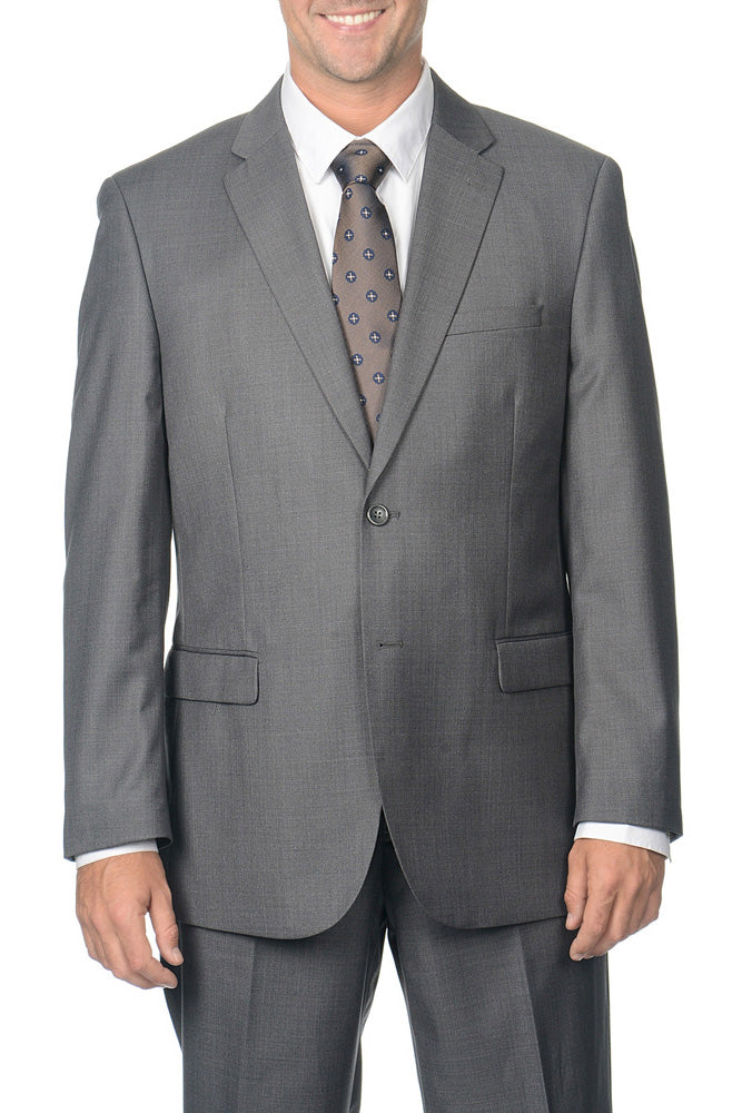 Caravelli Grey Tonal Fancy Suit
