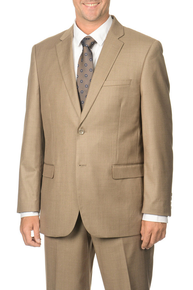 Caravelli Tan Tonal Fancy Suit