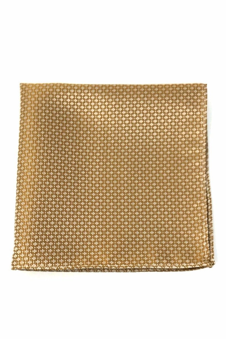 Gold Regal Pocket Square
