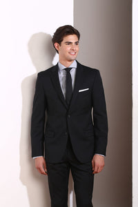 Couture 1901 Black Suit Jacket (Separates)