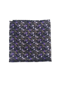 Lavender Enchantment Pocket Square