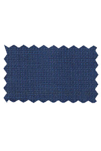 Enzo Ink Blue Teakweave Suit