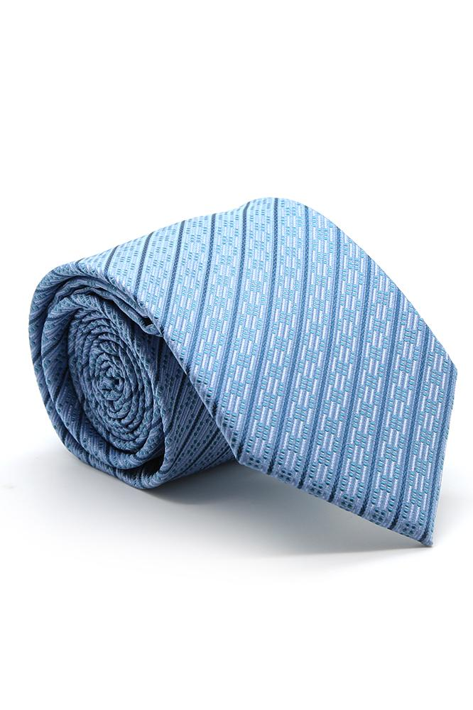 Blue and Green Belvedere Necktie
