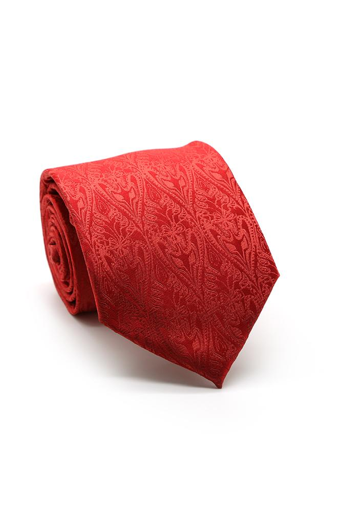 Red Cypress Necktie