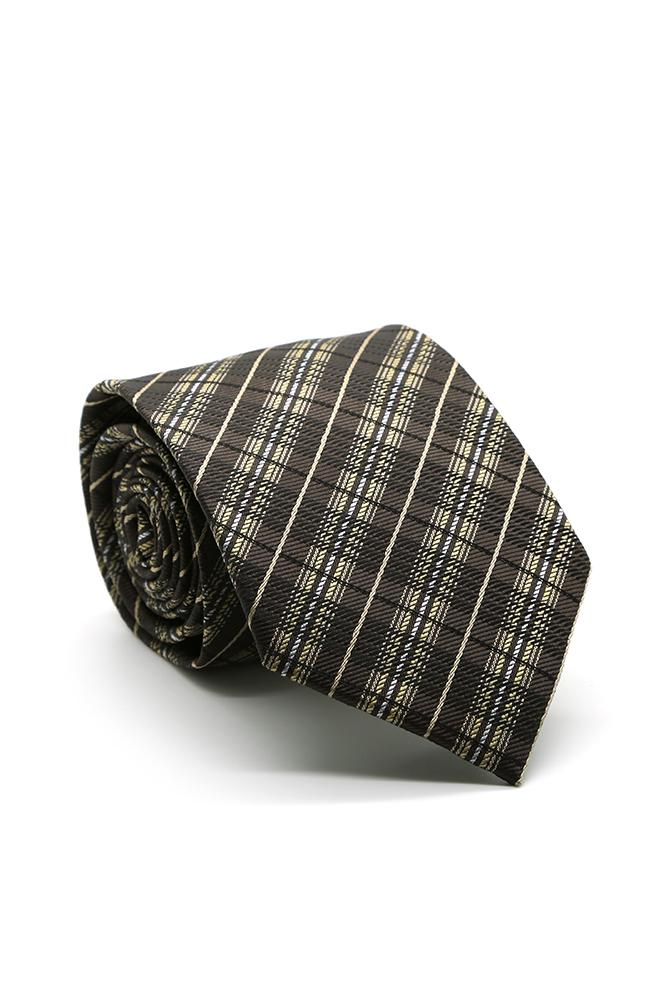 Brown Dublin Necktie
