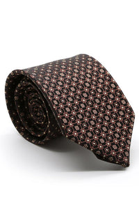 Brown Fairfax Necktie