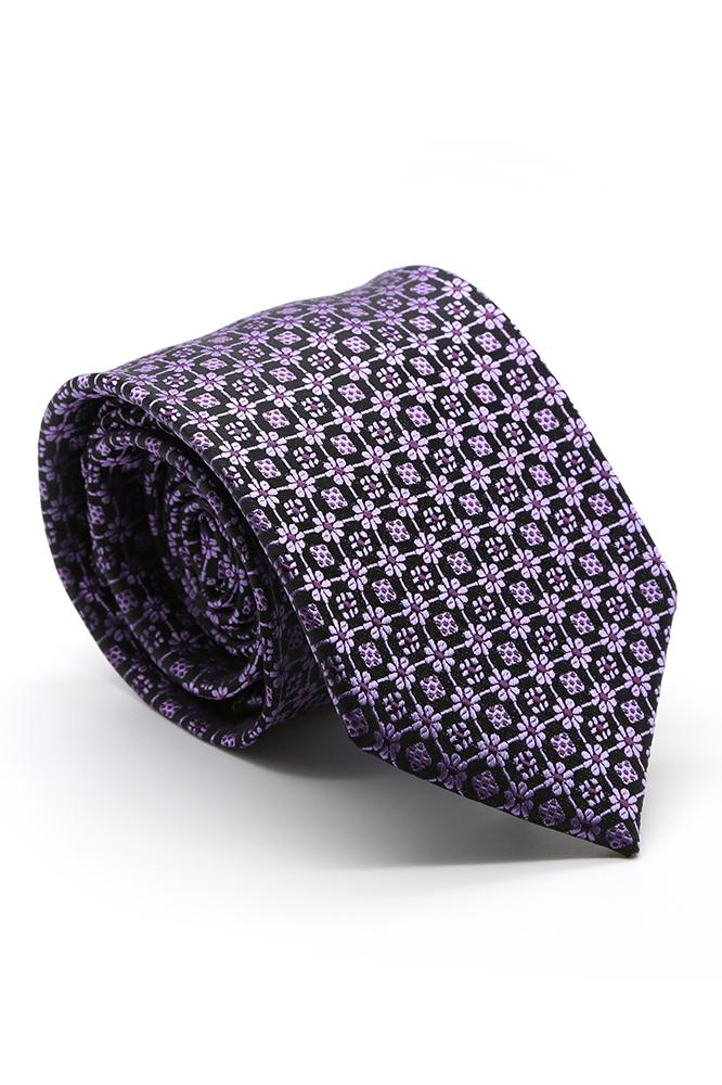 Purple Fairfax Necktie