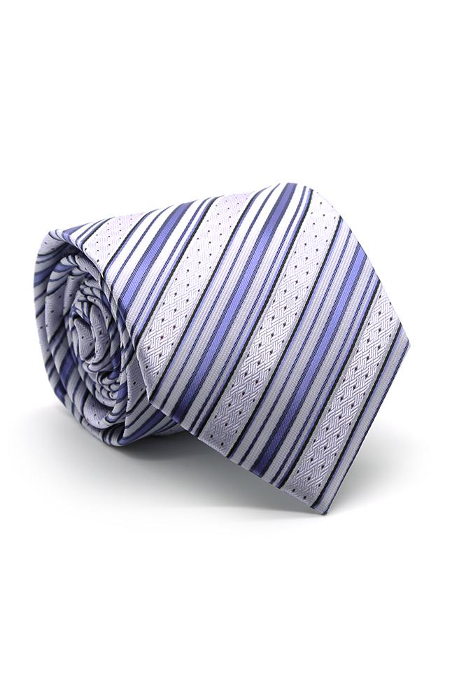 Purple Fontana Necktie