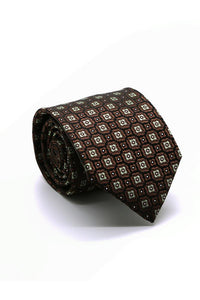 Brown Hayward Necktie