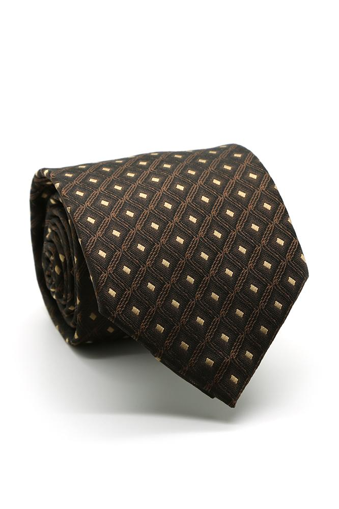 Brown Imperial Necktie