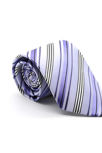 Purple Reedley Necktie