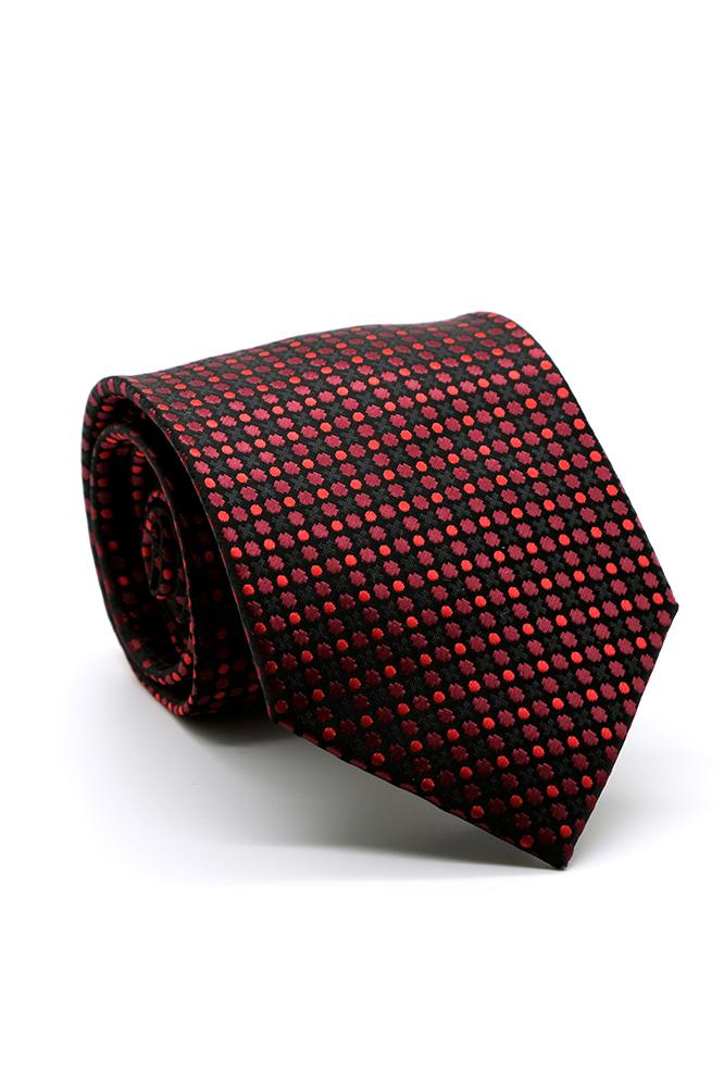 Red and Black Sonoma Necktie