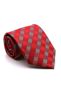 Red Vernon Necktie