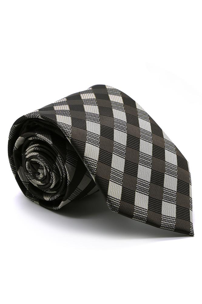Brown Vernon Necktie