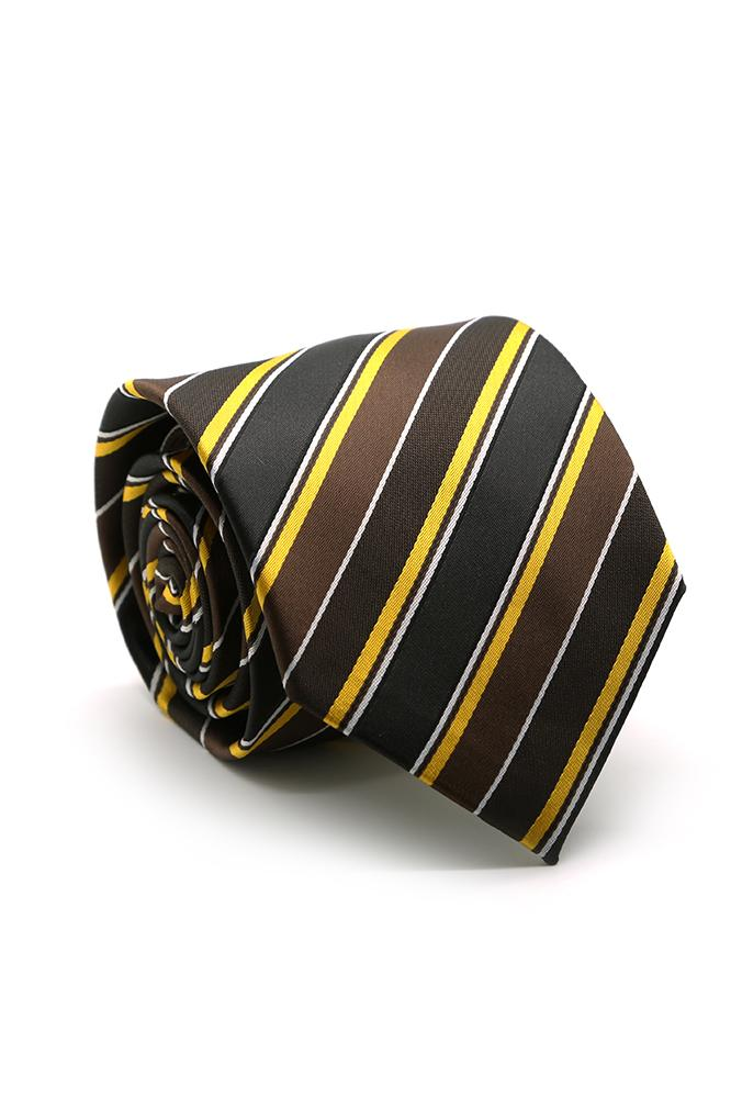 Yellow Willows Necktie