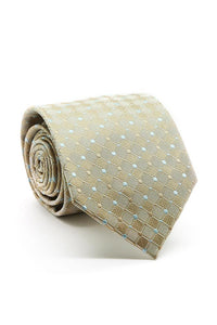 Beige Windsor Necktie