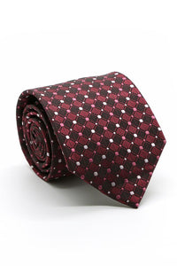 Red Windsor Necktie