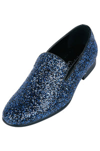 """Sparkle"" Blue Shoes"