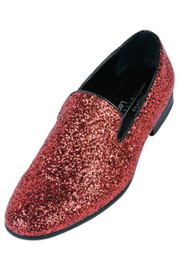 """Sparkle"" Red Shoes"