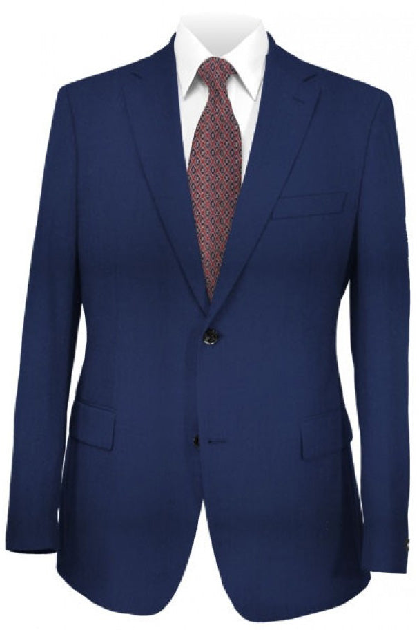 Montefino Solid Navy Suit
