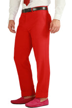 Load image into Gallery viewer, Paul Lorenzo 1969 Red Solid Slim Fit Suit