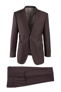 "Tiglio ""Novello"" Brown Suit"