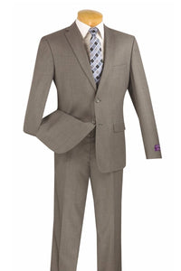 "Vinci ""Lorenzo"" Grey Suit"