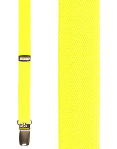 """Yellow Charleston"" Suspenders"