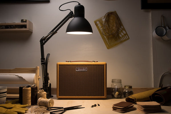 Fender The Monterey Tweed 藍牙喇叭