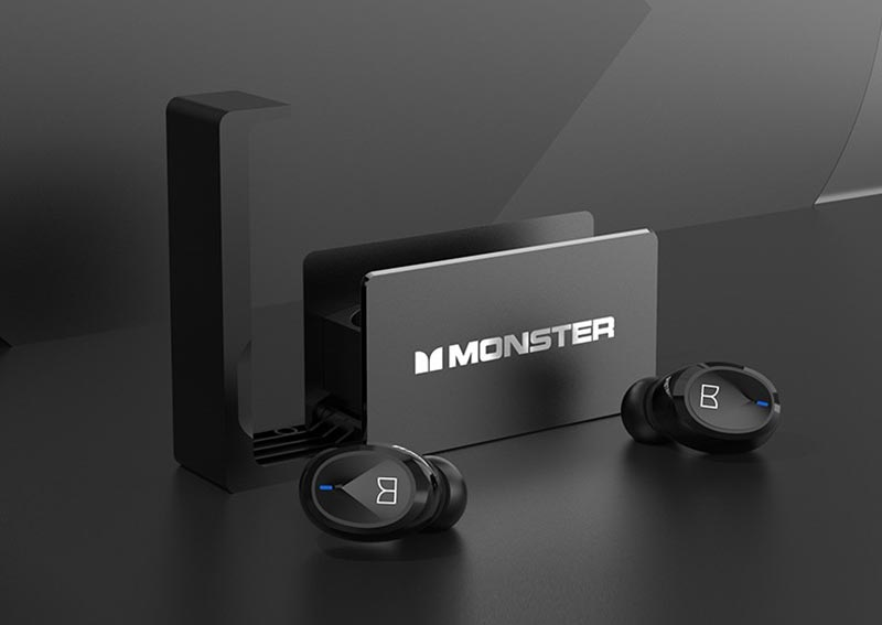 MONSTER | 全無線 True Wireless 耳機 Clarity 510 Airlinks