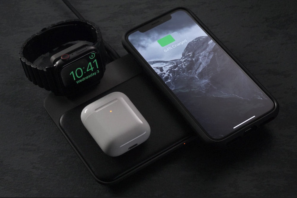 NOMAD | 無線充電底座 Base Station (Apple Watch Edition)