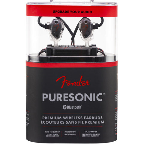 Fender | 無線藍牙耳機 PureSonic™ Premium Wireless