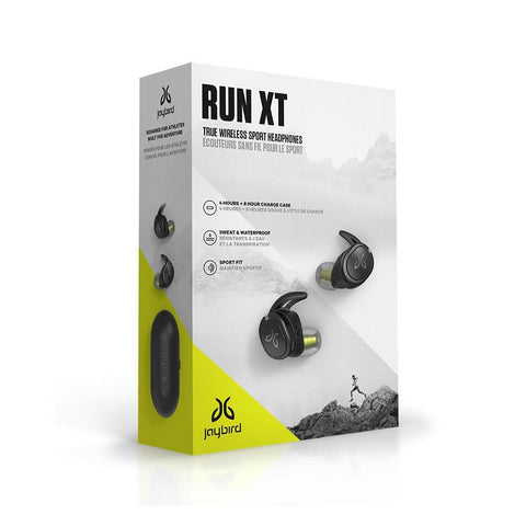 Jaybird | 全無線True Wireless 耳機 Run XT