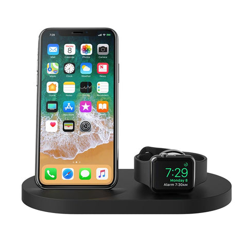 Belkin | iPhone + Apple Watch BOOST↑UP™ 無線充電座